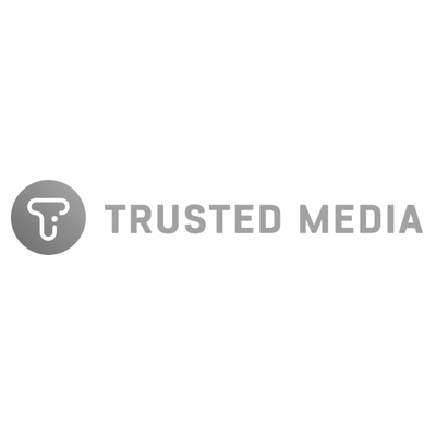 The logo of Trusted Media, a digital marketing agency in Peterborough.
