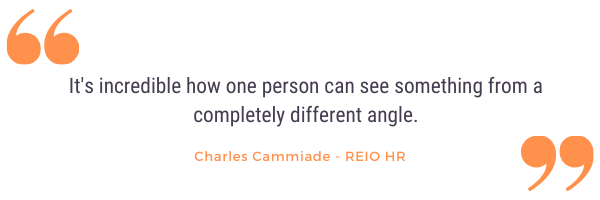 charles cammiade company culture quote from podcast