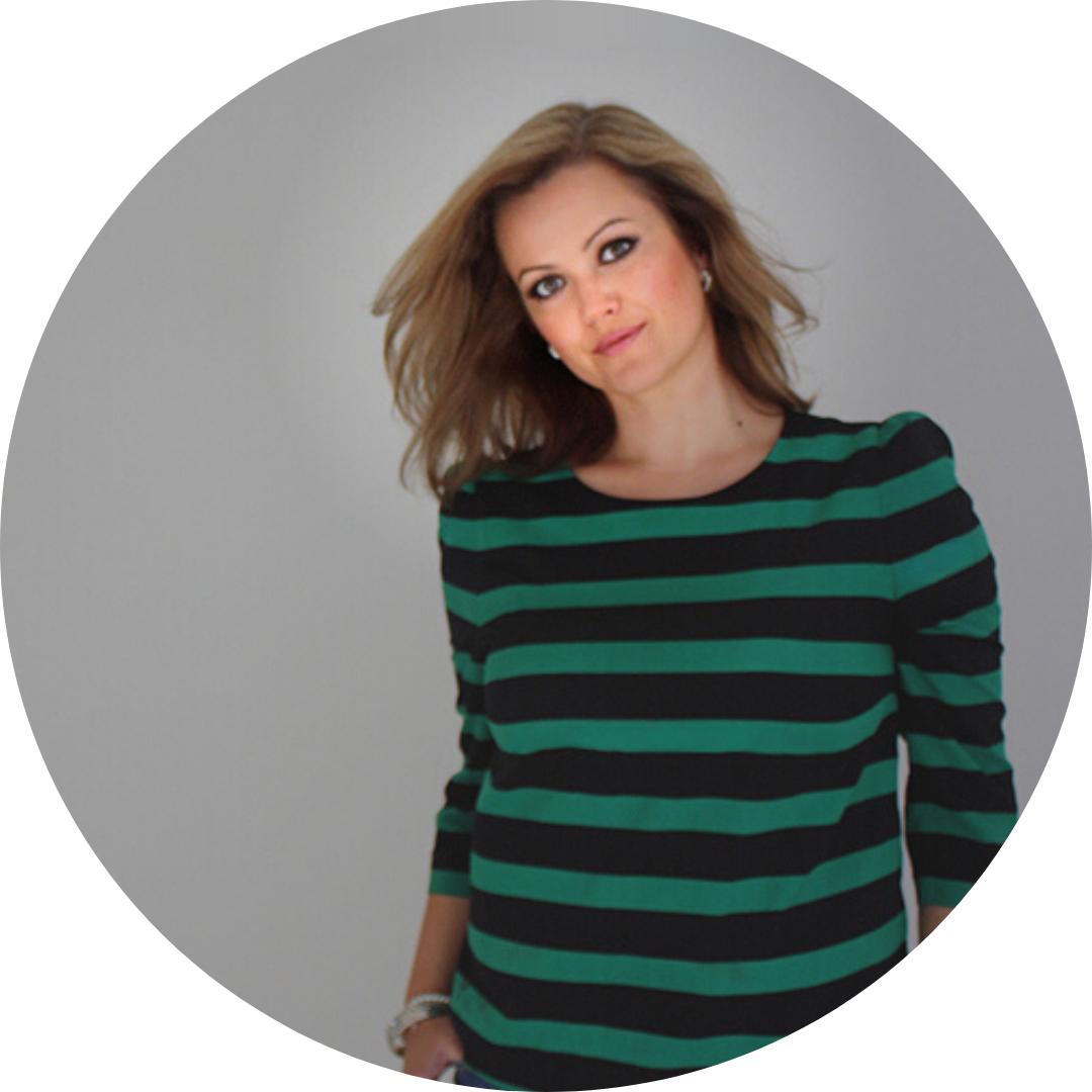 Liz elcoate brand designer