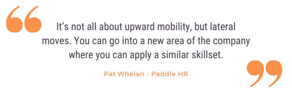 Pat whelan company culture podcast quote